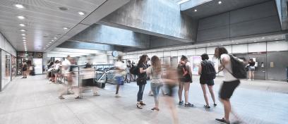 AFA JCDecaux - Metro
