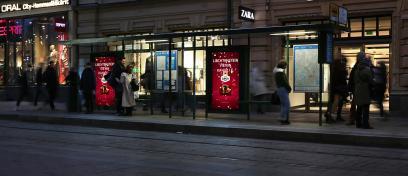 pauligin huuhkajien voittoa juhliva ulkomainos Liechtenstein vietiin kahville