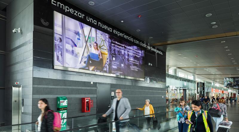 aeropuerto el dorado lightbox plus
