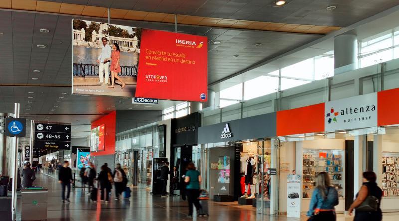 aeropuerto el dorado salidas internacionales