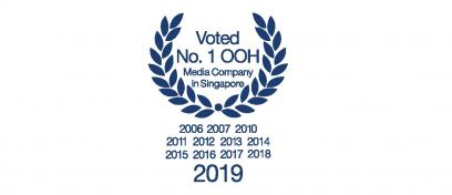 top out-of-home advertising media company 2019